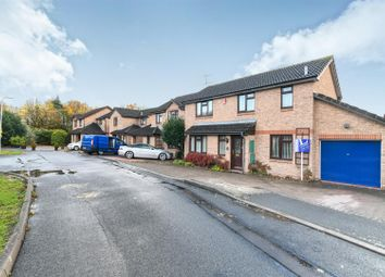 Thumbnail 4 bed property for sale in Blackthorn Close, Evesham