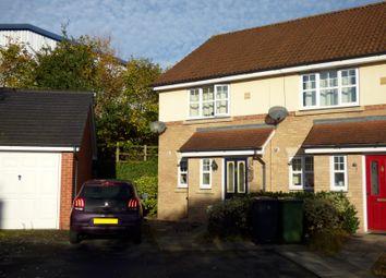 Thumbnail 2 bedroom semi-detached house to rent in Design Close, Breme Park, Bromsgrove