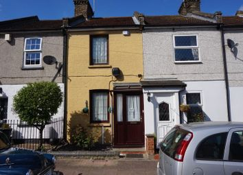 Thumbnail 2 bedroom terraced house for sale in Charles Street, Greenhithe