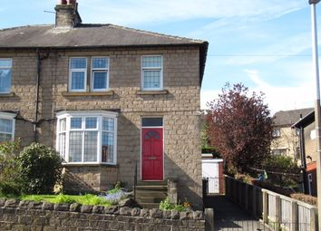 Thumbnail 3 bed semi-detached house for sale in Storths Road, Birkby, Huddersfield