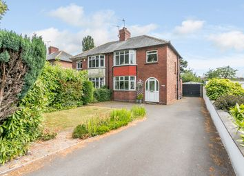 Thumbnail 3 bedroom semi-detached house for sale in Sutton Road, Walsall, West Midlands