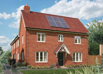 "Thumbnail 3 bedroom semi-detached house for sale in ""The Spruce"" at Hadham Road, Bishop's Stortford"