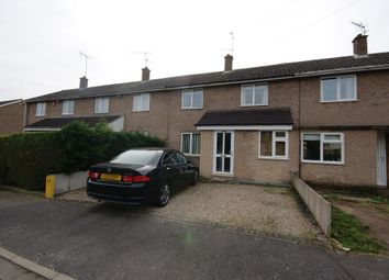 Thumbnail 2 bed terraced house to rent in Finch Close, Lincoln