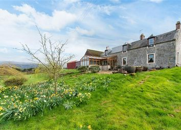 Thumbnail 4 bed farmhouse for sale in Alloa, Clackmannanshire
