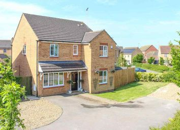 Thumbnail 4 bed detached house for sale in Cormorant Way, Leighton Buzzard