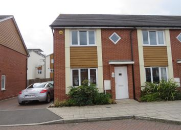 Thumbnail 2 bed property to rent in Hattersley Way, Leicester