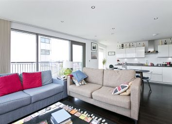 Thumbnail 2 bedroom flat for sale in Regent Canalside, Camden Road, London