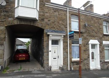 Thumbnail 3 bed end terrace house for sale in Crown Street, Morriston, Swansea