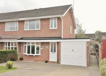 Thumbnail 3 bed semi-detached house for sale in Harewood Road, Banbury