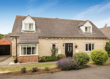 Thumbnail 4 bed detached house for sale in Sorrel Mead, Bicester