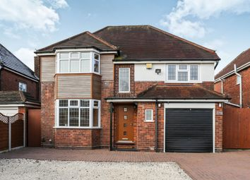 Thumbnail Detached house for sale in Whitehouse Common Road, Sutton Coldfield