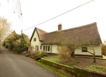 Thumbnail 3 bed cottage for sale in The Street, Great Wratting, Haverhill