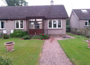 Thumbnail 1 bedroom bungalow to rent in Thorngreen Road, Other, Perthshire