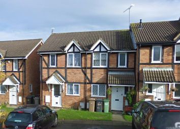Thumbnail 2 bed end terrace house to rent in Swan Mead, Luton