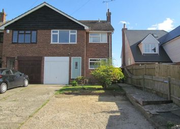 Thumbnail 4 bedroom semi-detached house to rent in Red Street, Southfleet, Gravesend