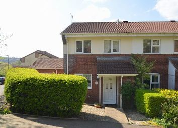 Thumbnail 3 bed end terrace house for sale in Buttery Close, Honiton