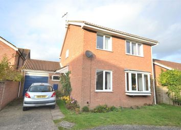 Thumbnail 4 bedroom detached house for sale in Fountaine Grove, South Wootton, King's Lynn