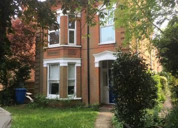 Thumbnail 1 bed flat to rent in Gainsborough Road, Ipswich