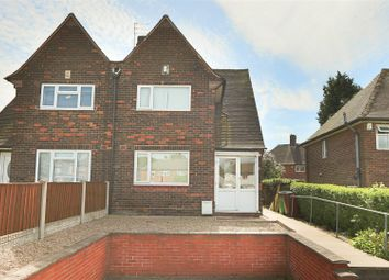 Thumbnail 3 bed semi-detached house for sale in Oxclose Lane, Arnold, Nottingham
