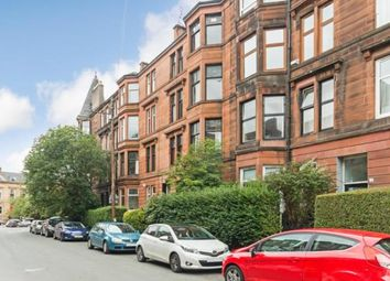 Thumbnail 2 bed flat for sale in Wilton Drive, North Kelvinside, Lanarkshire
