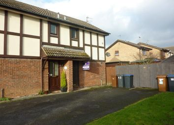 Thumbnail 2 bed property to rent in Lime Avenue, Groby, Leicester