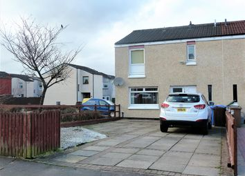 Thumbnail 3 bed end terrace house for sale in Woodland Way, Denny