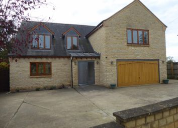 Thumbnail 3 bed detached house for sale in High Crescent, Pickworth Road, Great Casterton, Stamford
