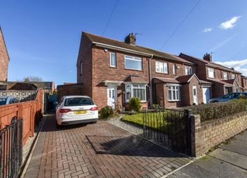 Thumbnail 2 bed semi-detached house for sale in Beal Drive, Forest Hall, Newcastle Upon Tyne, Tyne And Wear