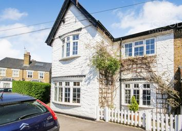 Thumbnail 3 bed terraced house for sale in Forest Road, Loughton, Essex