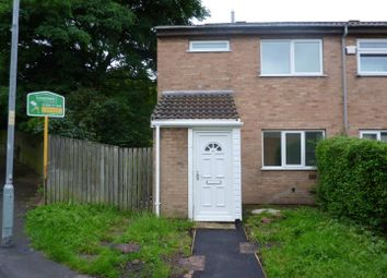 Thumbnail 1 bed flat to rent in Moxhull Close, Willenhall