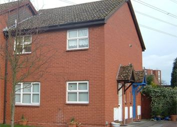 Thumbnail 1 bed maisonette to rent in Argus Close, Sutton Coldfield, West Midlands