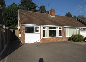 Thumbnail 3 bed semi-detached bungalow for sale in Cherry Way, Kenilworth