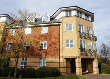 Thumbnail 1 bed flat for sale in Dexter Close, St. Albans