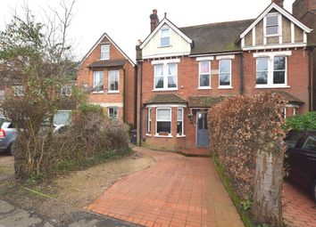 Thumbnail 4 bed semi-detached house for sale in Hadlow Road, Tonbridge