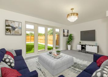 Thumbnail 4 bed end terrace house for sale in Keepers Cottage Lane, Off Hall Road, Wouldham, Kent