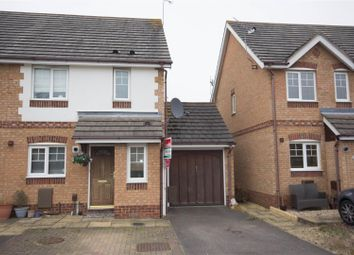 Thumbnail 3 bed semi-detached house for sale in Rivets Close, Aylesbury