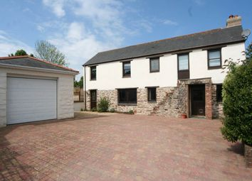 Thumbnail 3 bed property for sale in Fore Street, Grampound Road, Truro
