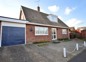 Thumbnail 4 bed property for sale in Home Close, Lyng, Norwich
