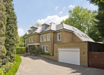 Thumbnail 7 bedroom detached house to rent in High Drive, Oxshott