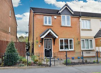 Thumbnail 3 bed end terrace house for sale in Rosebay Close, Royton, Oldham