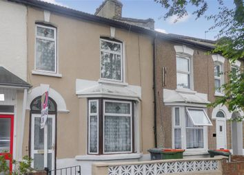Thumbnail 3 bedroom terraced house for sale in West Road, London
