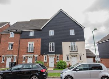 Thumbnail 3 bed semi-detached house for sale in Phoenix Way, Stowmarket