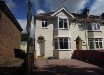 Thumbnail 3 bed end terrace house for sale in Lakelands Drive, Freemantle Southampton
