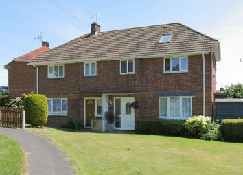 Thumbnail 4 bed semi-detached house for sale in Suffolk Road, Andover