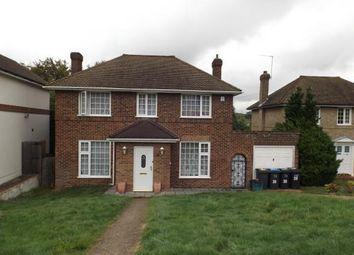 Thumbnail 3 bed detached house for sale in Ellenbridge Way, Sanderstead, South Croydon, Surrey