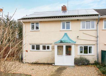 Thumbnail 3 bed semi-detached house for sale in Oak Close, Farley, Salisbury