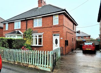 Thumbnail 3 bed semi-detached house for sale in Rockley Avenue, Birdwell, Barnsley