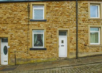 2 bed terraced house for sale in Chapel Walk, Padiham, Lancashire BB12