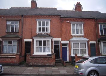 Thumbnail 4 bedroom terraced house to rent in Lytton Road, Leicester