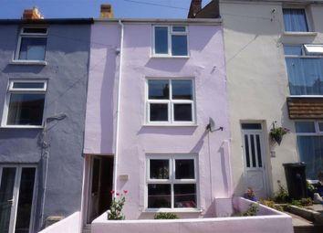 Thumbnail 3 bedroom terraced house for sale in Albert Terrace, Portland, Dorset